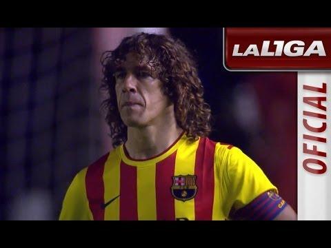 Resumen de Osasuna (0-0) FC Barcelona - HD - Highlights