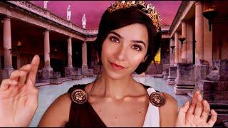 ASMR Ancient Roman SPA