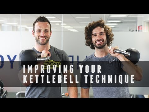 How To Improve Your Kettlebell Technique | The Body Coach with Technogym Master Trainer