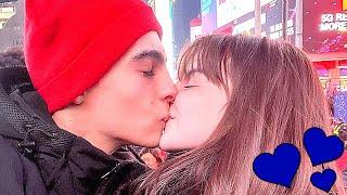 Baixar Finalmente!, Sophia Valverde e Lucas Burgatti dão o PRIMEIRO BEIJO!!!