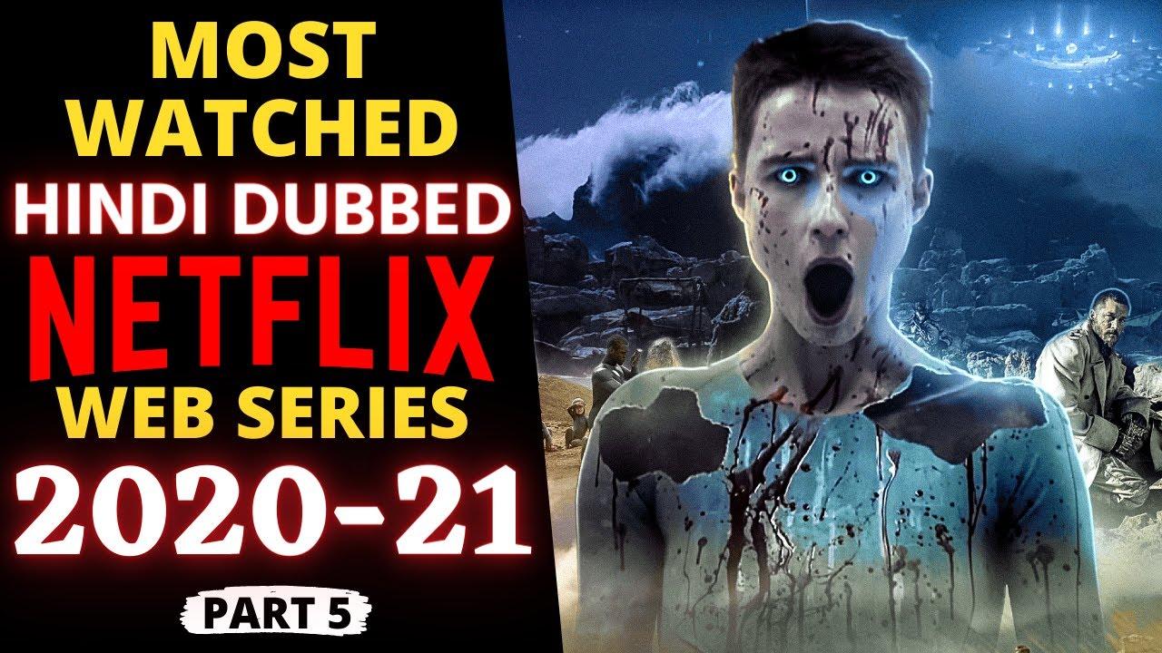 "Download Top 10 ""Hindi Dubbed"" NETFLIX Web Series IMDB Highest Rating (Part 5) | Abhi Ka Review"