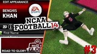 300 Yard Game! | Star RB | NCAA 14 Road to Glory #3