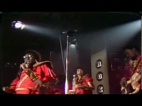 Commodores - Brick house 1978