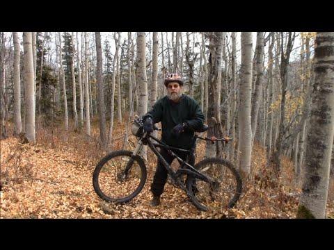 Mountain Biking The Backwoods Of Alaska