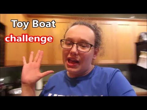 🛥️Toy Boat challenge day 1909
