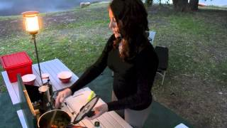 Why a gas lantern for outdoor lighting style (Camping Lighting Part 1)
