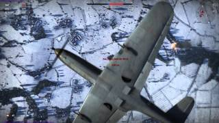 War Thunder - An Arcade Player goes HB #1 // Stalling all over the place.
