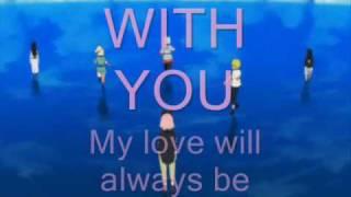 Naruto Shippuden ED 12 - For You English Fandub