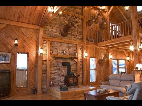 Timber Frame Homes - YouTube