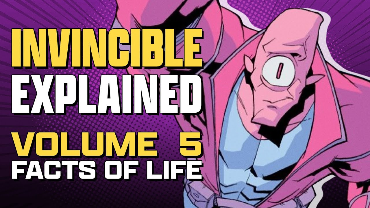 How Robert Kirkman made the Invincible finale an emotional heavy ...