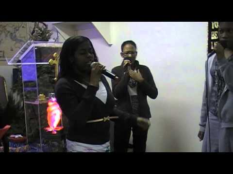 Sunday, January 5th, 2014 - Pastor Ebere Ogba Trotman - Giving Unto God (1/3)