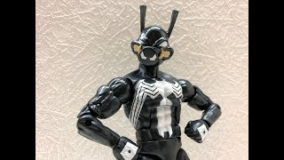 Marvel Legends Monster Venom Wave Venom 開箱玩評