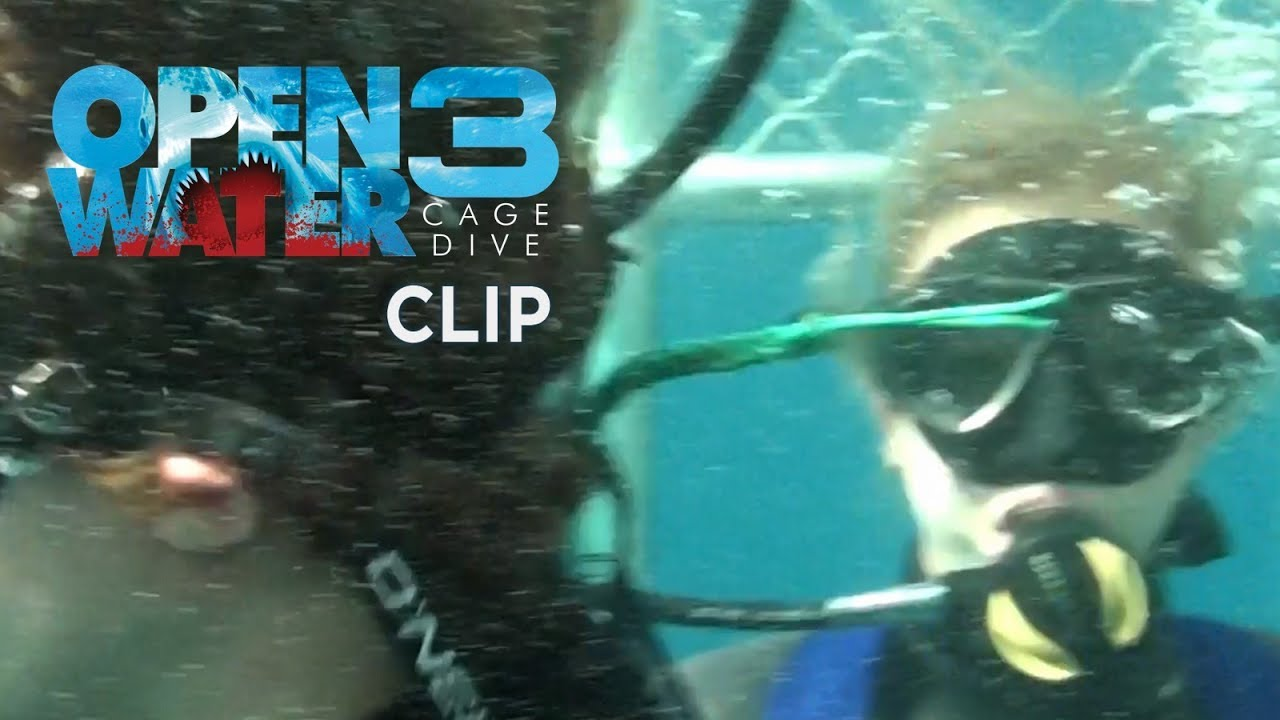 Open water 3 cage dive clip onda anomala youtube - Open water 3 cage dive ...