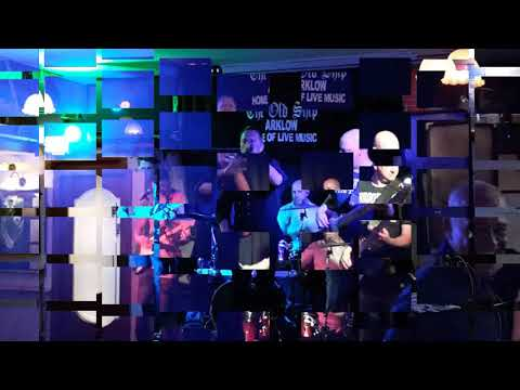 Desire live in The Old Ship in Arklow, 29 04 2018
