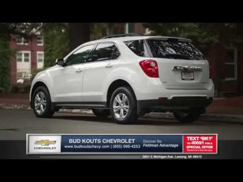 2015 Ford Edge customers should consider the new Chevrolet Equinox in Lansing, MI