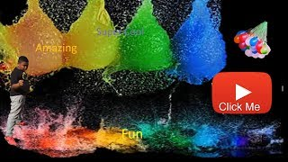 Video Epic: Water  Balloon Fight download MP3, 3GP, MP4, WEBM, AVI, FLV Desember 2017