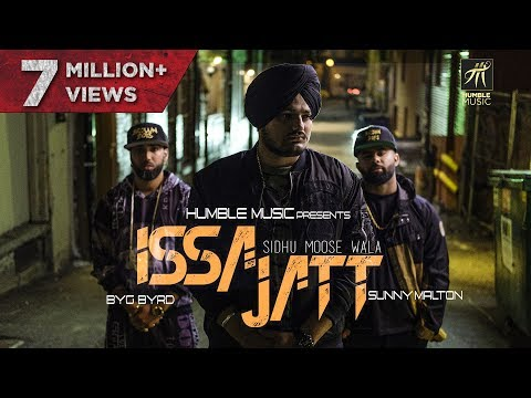 ISSA JATT (FULL AUDIO) | Sidhu Moose Wala | Sunny Malton | BYG BYRD | Humble Music