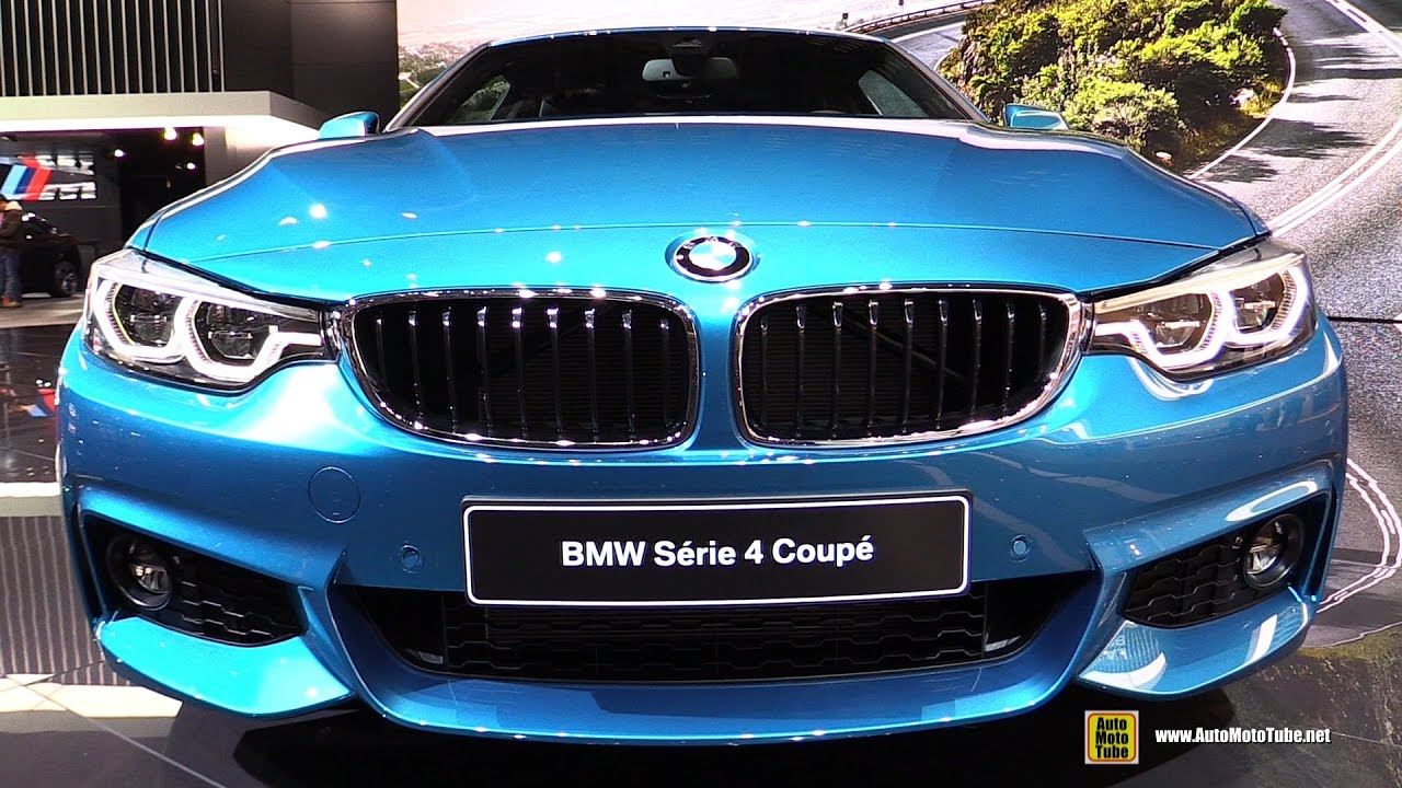 2018 bmw 440i coupe exterior and interior walkaround. Black Bedroom Furniture Sets. Home Design Ideas