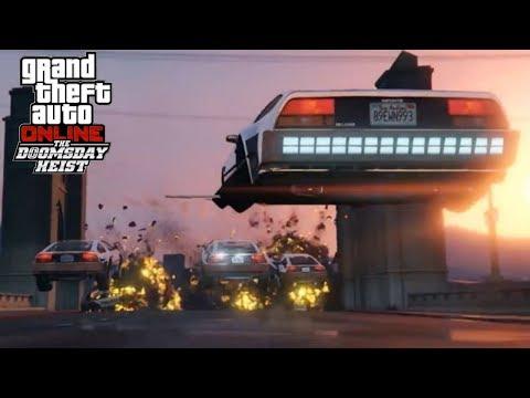 GTA 5 ONLINE: WIR RETTEN DIE WELT!!! THE DOOMSDAY HEIST FINALE! HELFT MIT!