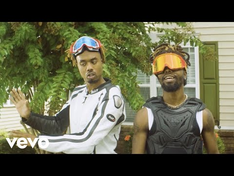 Download Youtube: EARTHGANG - Robots (Official Video)