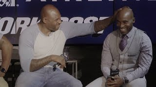 Tiki Barber, Brandon Jacobs, and Ahmad Bradshaw Talk Super Bowl, Eli, & Saquon | NY Post Sports