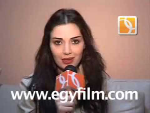 Cyrine Abdel Nour - in Egypt Talking About The Movie