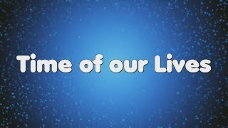 Tyrone Wells - Time of Our Lives lyrics with Download Link (Instrumental)