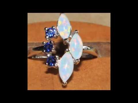 fire-opal-topaz-zircon-cocktail-engagement-wedding-rings-sale
