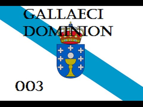 Crusader Kings II: Gallaeci Dominion |Kingdom Of Galicia| 003| Faro