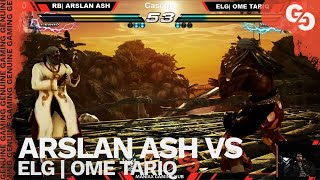 ARSLAN ASH IS A LEROY GOD // vSlash/RedBull | Arslan Ash vs Ome Tariq