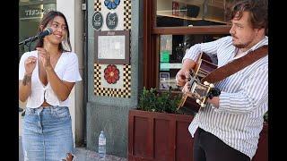 Emmeline Gracie Joins James Burnell For First Time Duet Of 'I'm on Fire' (Bruce Springsteen)