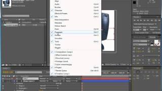 Работа с инструментами Adobe After Effects CS5. Часть 2 (13/49)