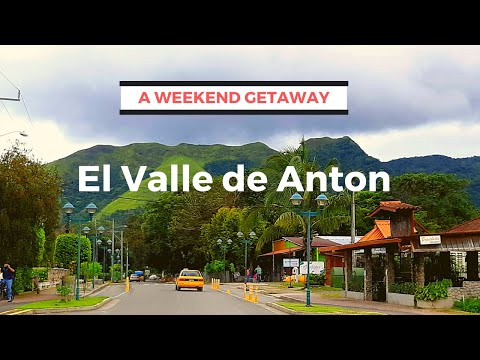 Weekends in El Valle de Anton 2020 || Panama Travel 2020
