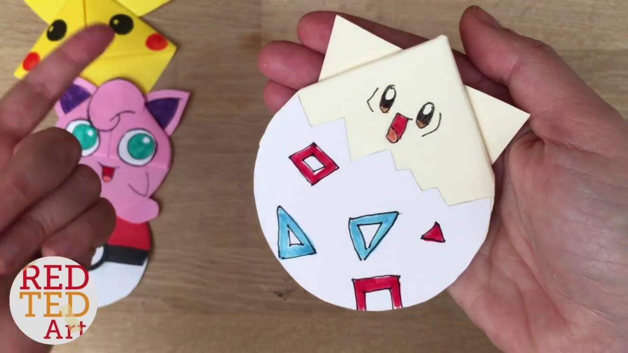 Easy Togepi DIY