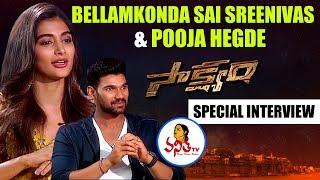 Saakshyam Movie Team Special Interview | Sai Srinivas Bellamkonda and Pooja Hegde | Vanitha TV