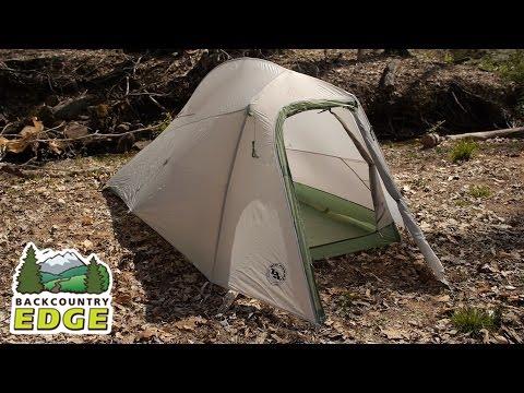 Big Agnes Seedhouse SL 2 Backpacking Tent & Big Agnes Seedhouse SL 2 Backpacking Tent - YouTube