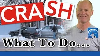 What to do CAR ACCIDENT  MajorMinor Collisions  New Driver Smart