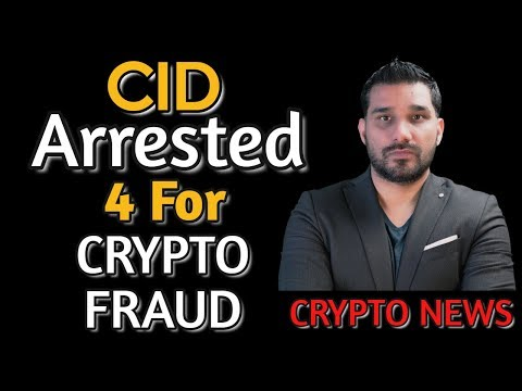 CID Arrested 4 In India For Crypto Fraud. Is Big BTC Price Manipulation Coming? Crypto NEWS