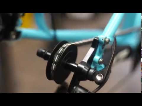 Chain Keeper - Easy Bike Cleaning