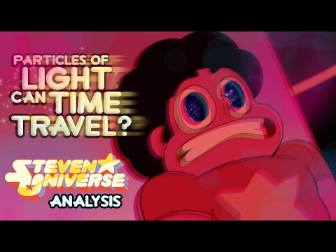 Time Travel In Steven Universe Adventures In Light
