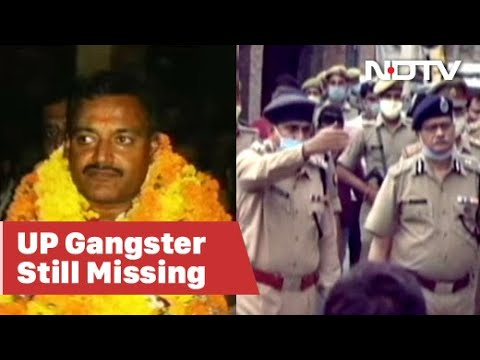 Download Kanpur Encounter: 40 Police Stations In Uttar Pradesh Looking For Gangster Vikas Dubey