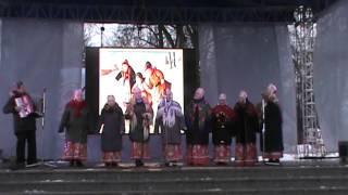 Рождественская ярмарка во Владимире. Кольчугинский район.