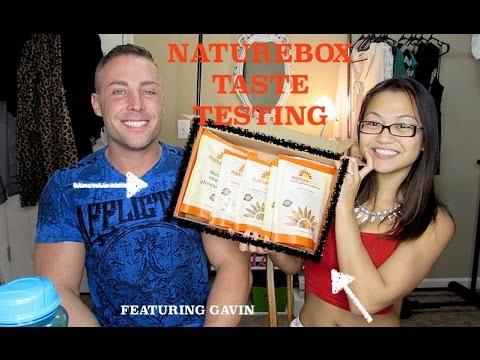 naturebox taste test unboxing november 2015 youtube. Black Bedroom Furniture Sets. Home Design Ideas