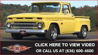 1966 Chevrolet C-10 || For Sale