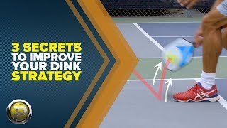 3 Secrets to Improve Your Dinking Strategy with Steve Dawson - Pickleball 411