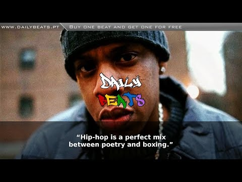 Old School Jay Z Type Beat - Match | 90 bpm | Daily Beat #444