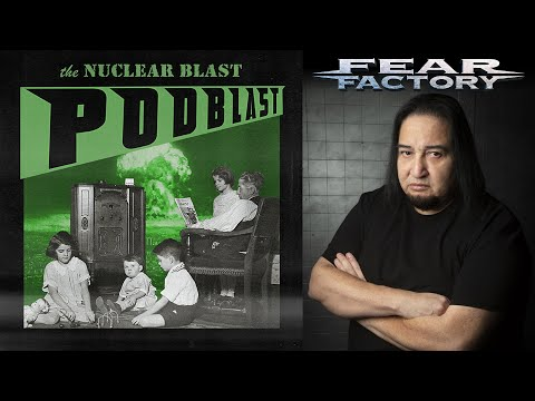 NUCLEAR BLAST PODBLAST - Episode 15: Fear Factory, Helloween (OFFICIAL NB PODCAST)