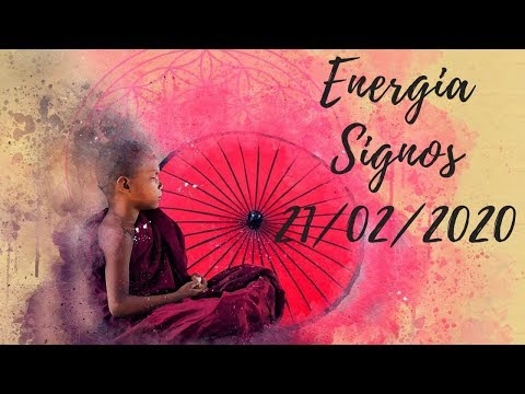Energia Signos 21/02/2020 #amagiadotarot#signos#horoscopo#baralhocigano#tarot