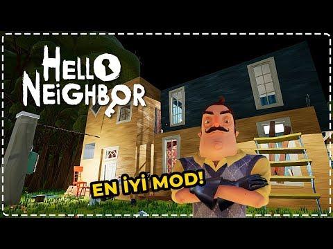 KOMŞUMUN YENİ EVİ! (EFSANE!) | Hello Neighbor Mod [Türkçe] #157