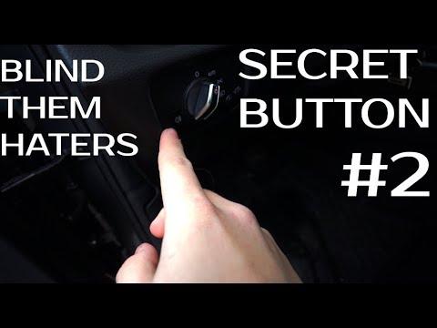 Audi SECRET BUTTON 2 | TAILGATER REPELENT